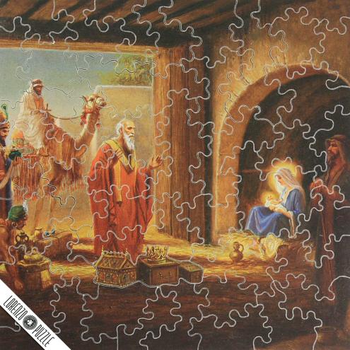 #50 Christmas Nativity