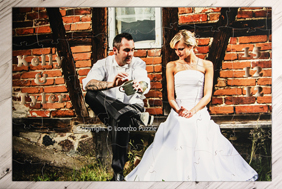 Photo Wedding Guest Book Puzzle by Lorenzo Puzzle